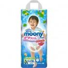Moony 嬰兒紙尿褲XL碼38條(男)(12-17kg)