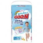 Goon 大王嬰兒紙尿褲XL碼38條(男)(12-20kg)