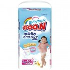 Goon 大王嬰兒紙尿褲XL碼38片(女)(12-20kg)