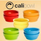Calibowl 幼兒防滑碗 (專利防漏防滑)(12oz 五種顏色)