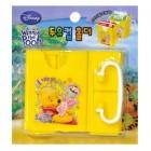 韓版 紙包飲品套(可摺式) (Winnie the pooh)