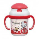 Skater Hello Kitty 雙耳學習杯 200ml