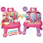 Hello Kitty 玩具檯 (廚房 + 化妝檯)